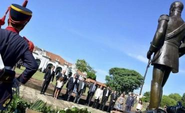 Yapeyú, escenario de los actos por el aniversario del natalicio de San Martín