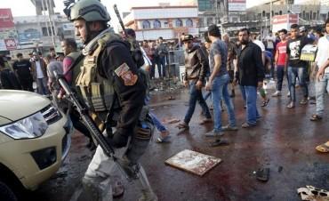 Irak: extremistas del ISIS matan al menos a 70 personas en un mercado popular