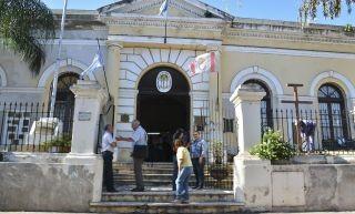 Tato recibió al intendente Ríos, en pleno proceso electoral