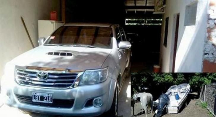 El prófugo Saucedo tenía una flota de autos de alta gama y propiedades
