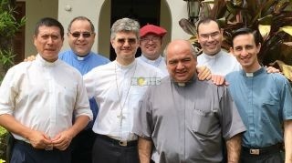 El obispo Gustavo Montini toma posesión del cargo en la diócesis de Santo Tomé