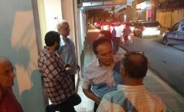 El PJ acordó la candidatura de Camau a la Gobernación y Capital cerraría hoy