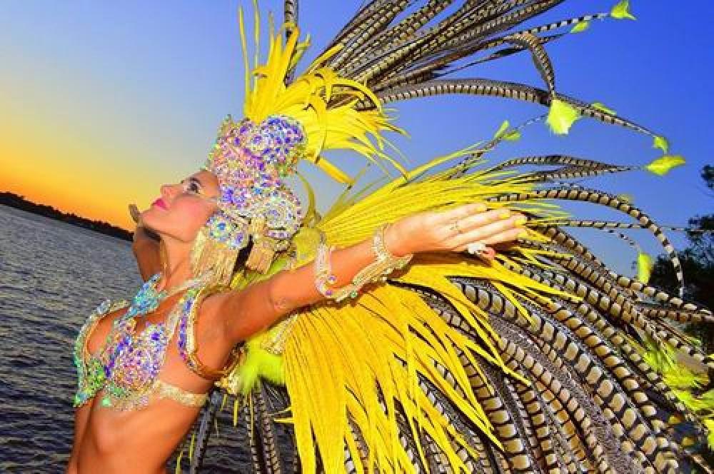El carnaval, como en corrientes no hay