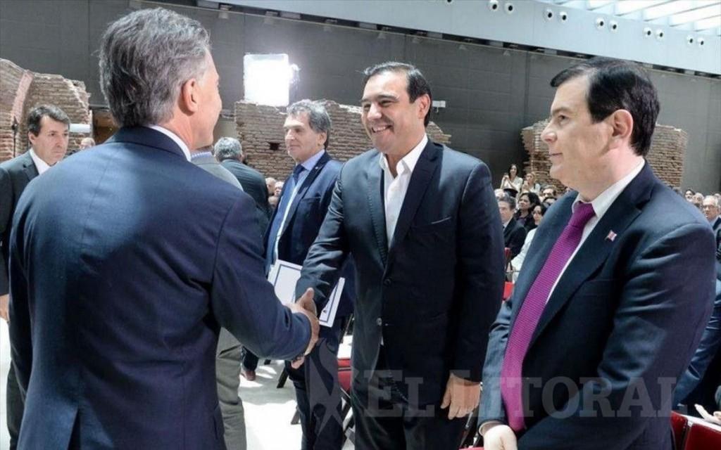 Definen una posible reunión de Macri con gobernadores del NEA en Resistencia