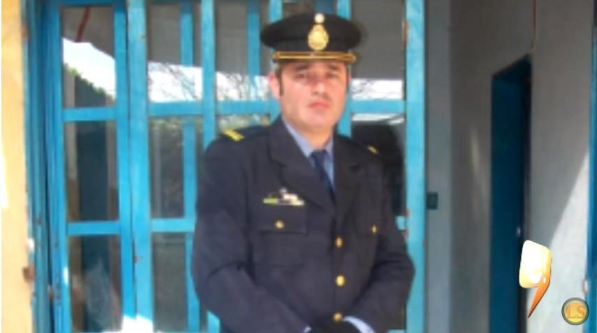 Reclamos de retirados de la policía de la provincia
