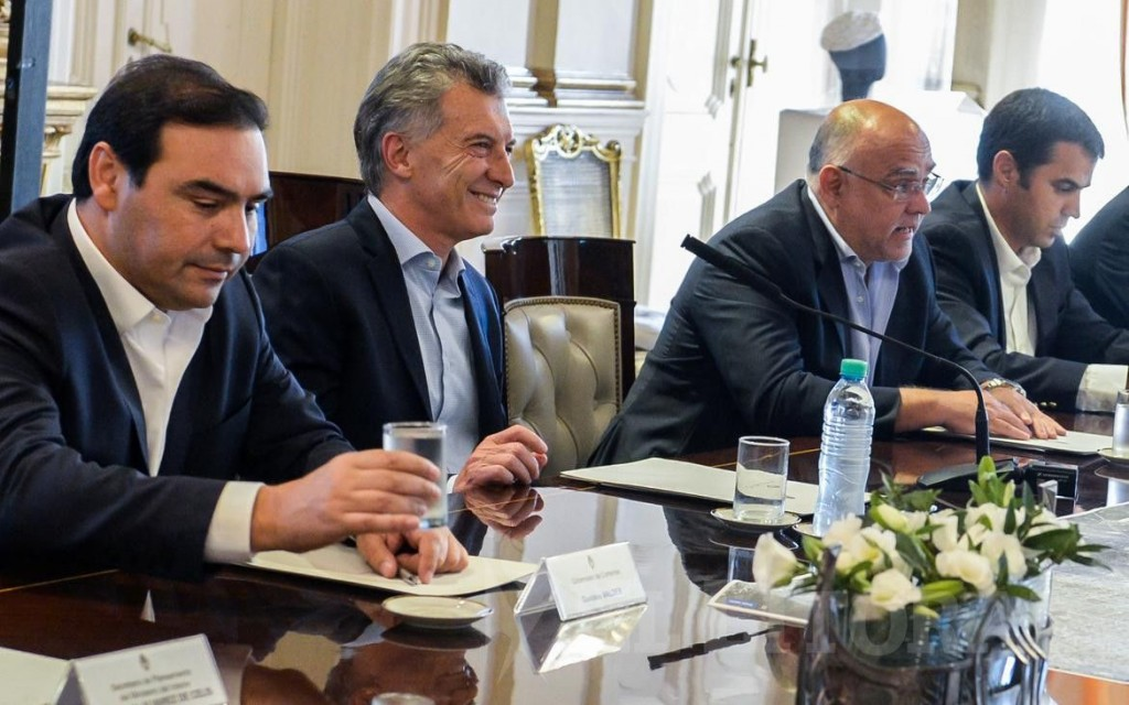 Valdés analizó con Macri un megaproyecto urbanístico costero para Capital