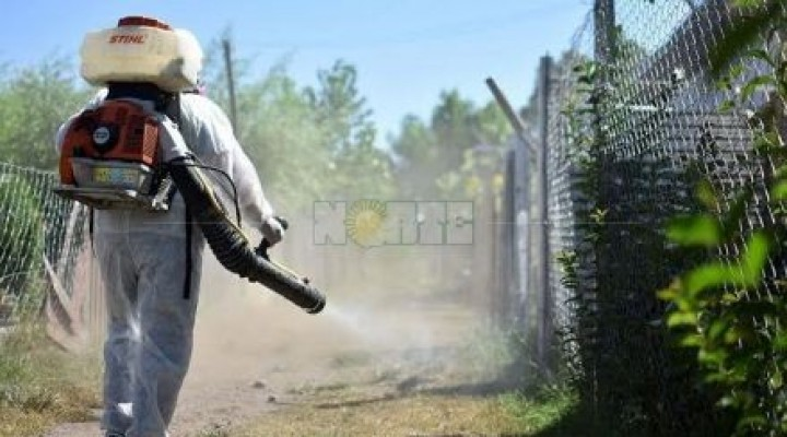 Confirman cuatro casos de dengue en Mercedes y siguen las tareas de bloqueo