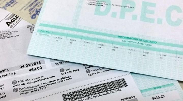 La canasta básica total se incrementó en Corrientes y las tarifas fueron decisivas
