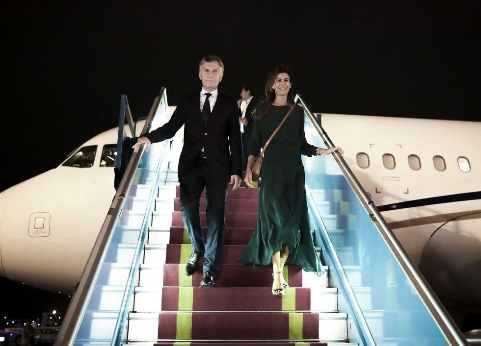 Más deuda pública mientras Macri llegó ayer a Vietnam