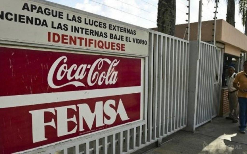 La empresa Coca Cola-Femsa pidió un procedimiento preventivo de crisis