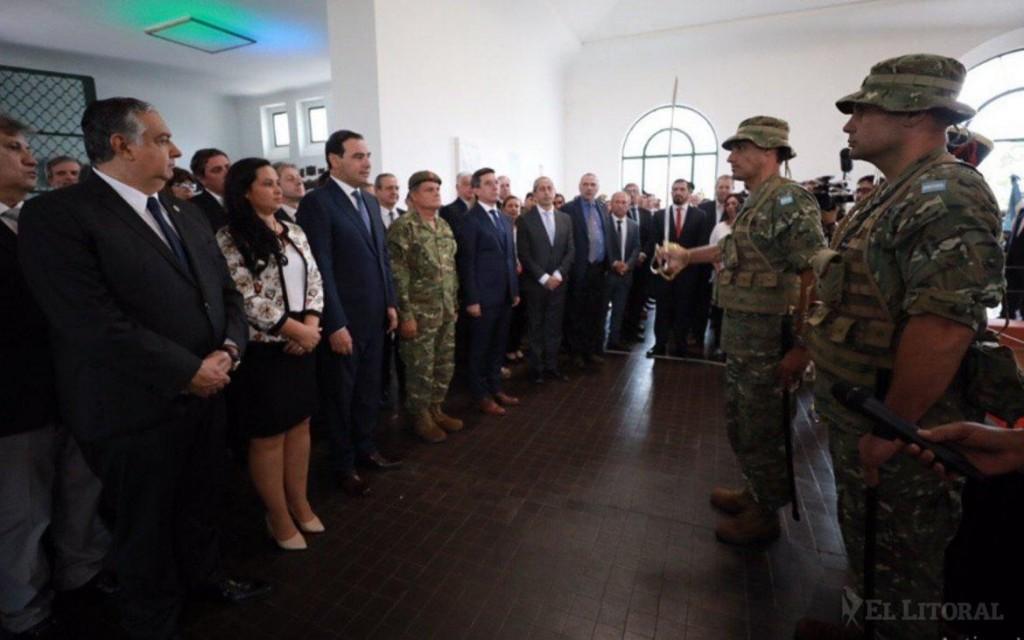 En la cuna del Libertador, Valdés llamó a distanciarse de las internas por el poder