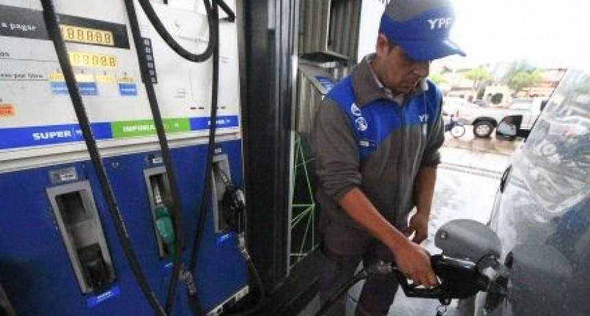 Tras el aumento de Shell, YPF subió un 1,7% las naftas