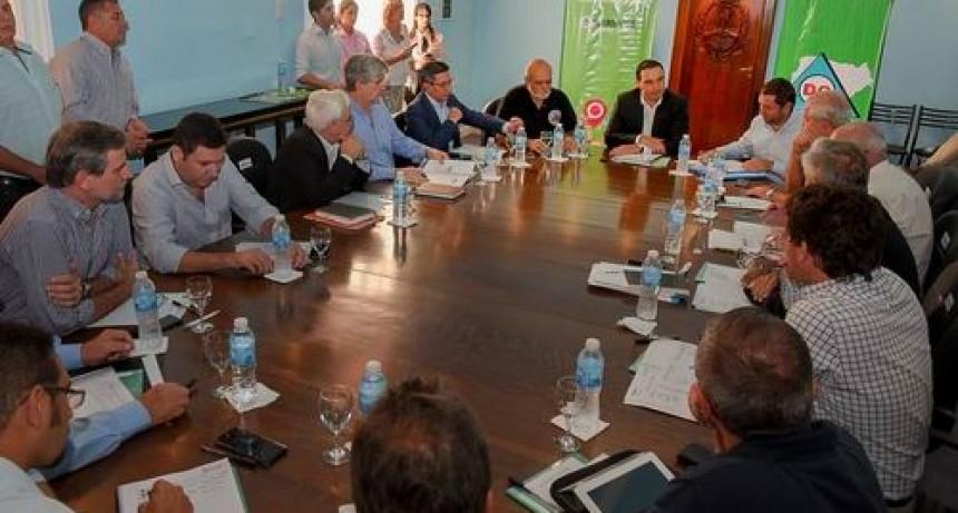 El gobernador anunció millonario desembolso para asistir a municipios