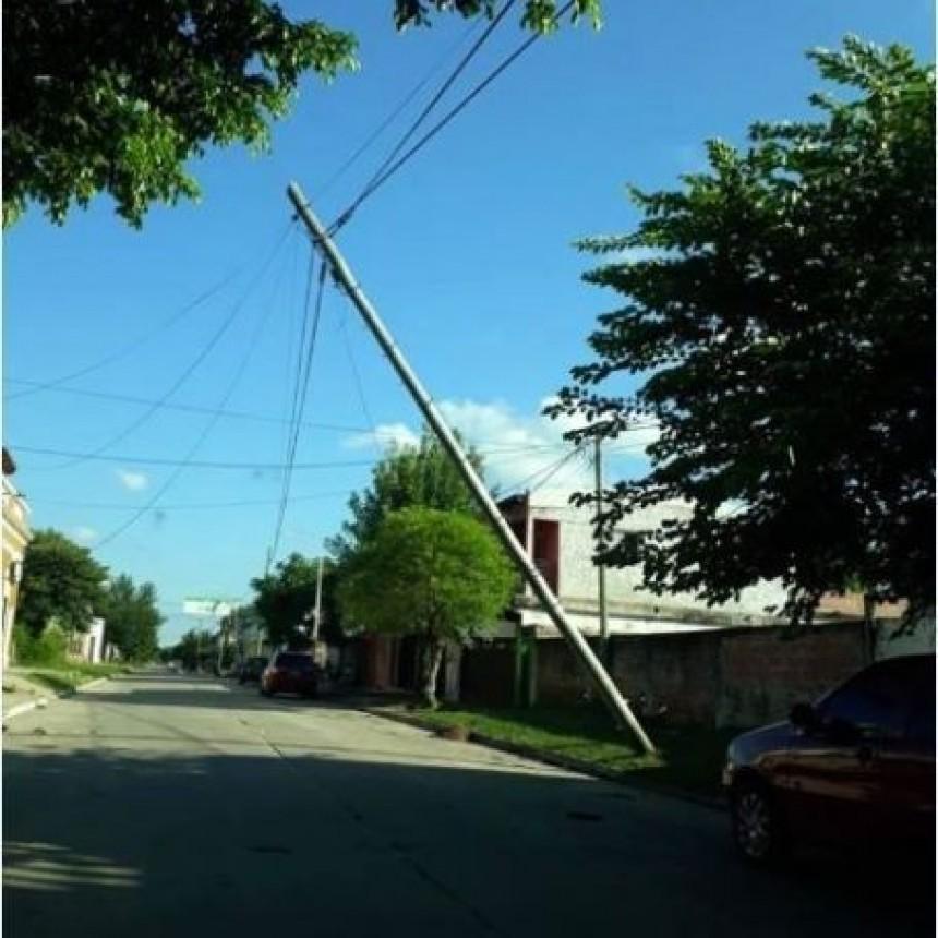 San Luis estuvo más de 24 horas sin luz tras la tormenta; sin respuesta oficial