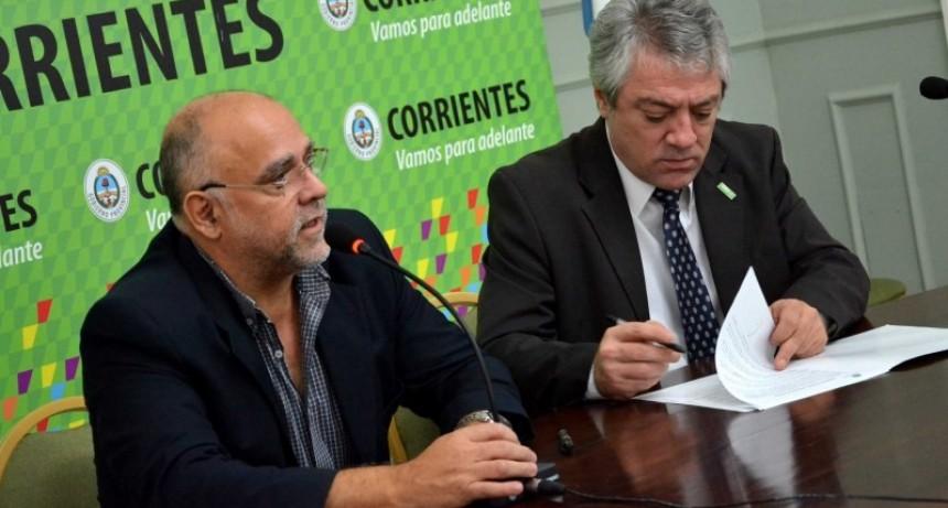 Vignolo confirmó que analizan desdoblar las elecciones provinciales