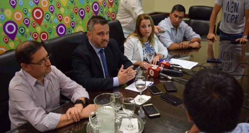 Incidentes en el Ministerio de Educación: denunciaron a dirigentes gremiales