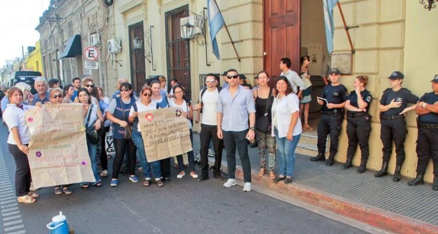 Sin la presencia de Suteco, los sindicatos se volvieron a reunir con Educación