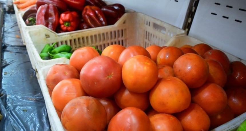 Entre la inflación y la cuestión estacional, se encarecen las verduras y se disparó el tomate