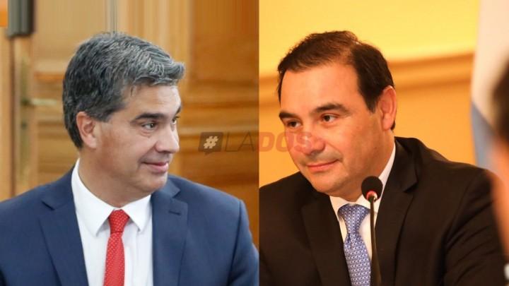 Gustavo Valdés se reunirá con Jorge Capitanich por el segundo puente Chaco - Corrientes