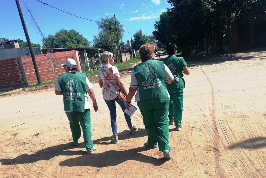Dengue: Corrientes es la tercera provincia con más casos en la región Litoral