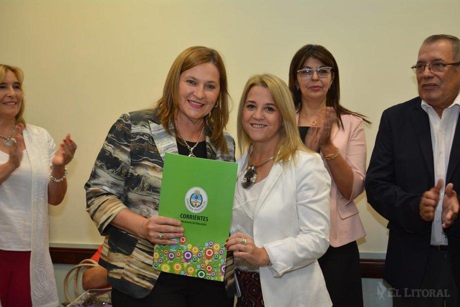 Quiénes son las nuevas rectoras de Nivel Superior en Corrientes