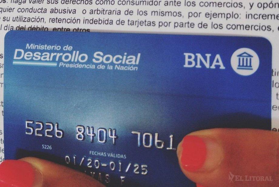 """Plan Argentina contra el Hambre"""": difundieron la cantidad de beneficiarios por municipio"""