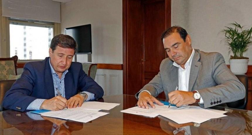 Valdés acordó la implementación de la tarjeta alimentaria en Corrientes