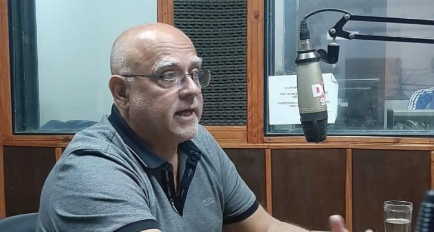 """Vignolo: """"No hay debate interno en la UCR, lo importante es la marcha del Gobierno"""""""