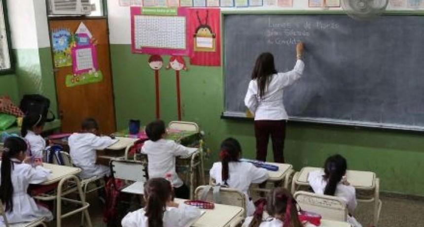 Ministerio de Educación: Provincia garantizó los 180 días de clases