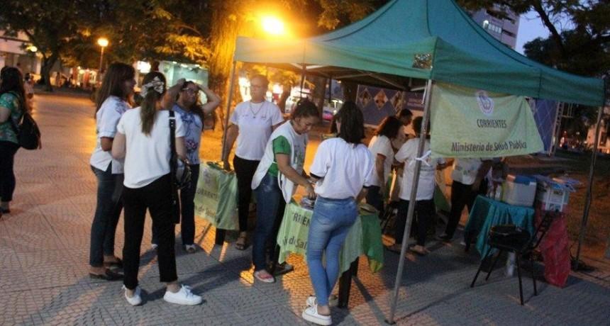 Dengue: ante 25 casos reportados evaluaron y planificaron acciones