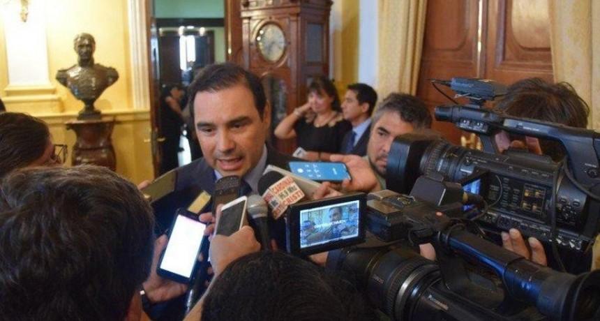 El gobernador Valdés encara nuevas gestiones ante funcionarios nacionales