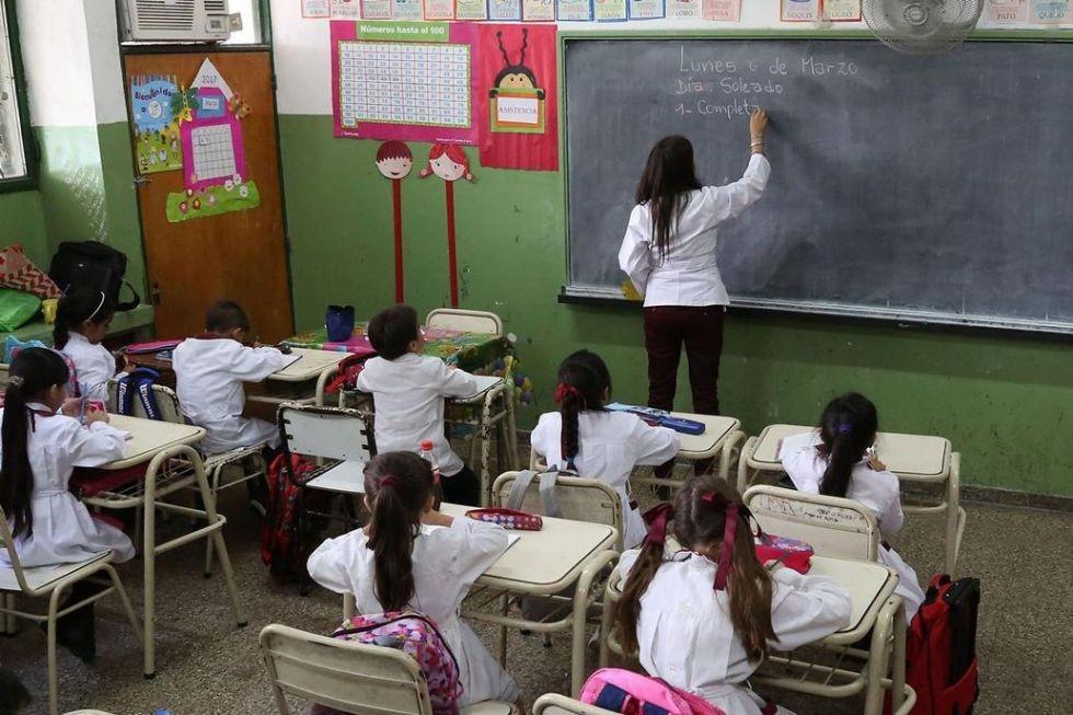 Salarios: docentes piden un porcentaje mayor que lo propuesto