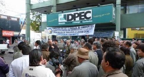 La DPEC sin atención al público