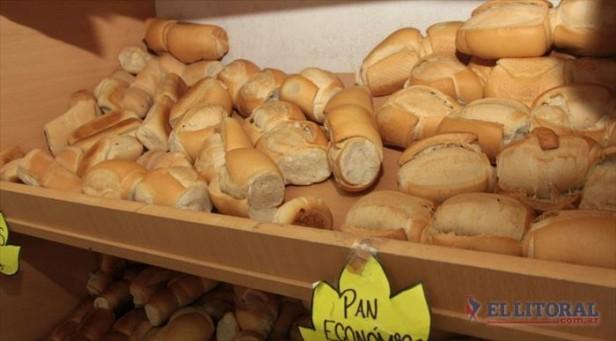 En el mercado local el precio del pan es más barato que el acordado en Nación
