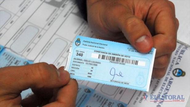 Quienes no votaron ya pueden saber cuánto pagarán de multa