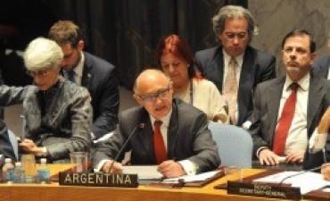 Argentina denunció ante la ONU la negativa de Londres a informar sobre las armas nucleares