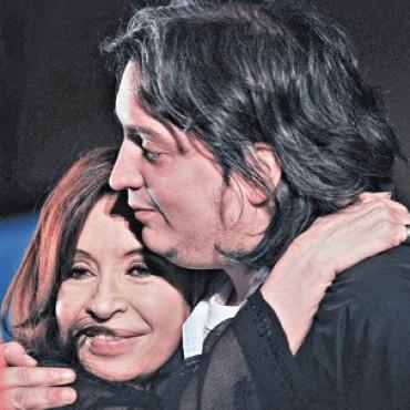 """Máximo Kirchner :""""Nuestro trabajo es a largo plazo"""""""