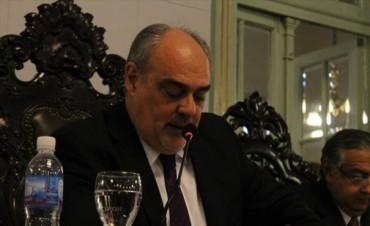 """Colombi puso fecha a la mesa de diálogo con Capital y llamó a """"no quejarse tanto"""""""