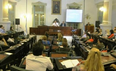 Diputados abrió su año conformando comisiones