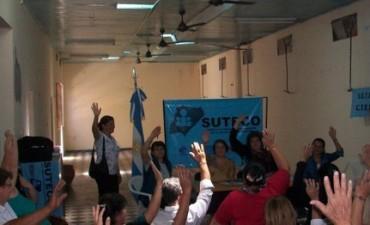 Suteco ratifica el paro de éste jueves y prevé una mayor adhesión al mismo