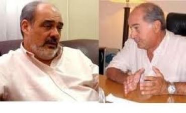 Ricardo y Tato, en una cumbre que dio qué hablar