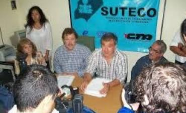 Gremio docente ratificó nuevo paro de 48 horas
