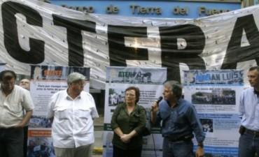 CTERA ratificó marcha nacional, pese al llamado a paritaritarias