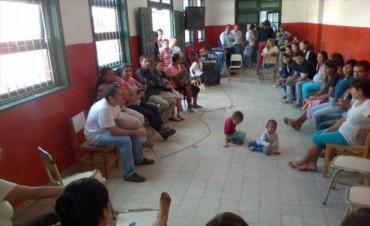 La difícil situación de los evacuados de San Luis se prolongará al regresar a sus hogares