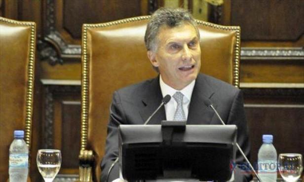 """Macri, ante la Legislatura: """"Estamos listos para nuevos y más desafíos"""""""