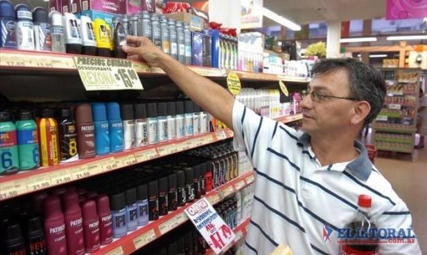 En el acumulado, las ventas en supermercados mejoraron 40%
