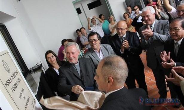 El Poder Judicial inauguró un edificio informático para resguardar datos
