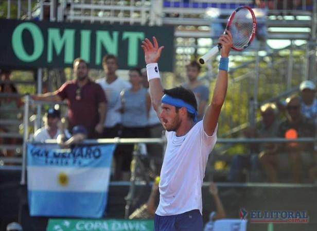 Epica y grandiosa victoria de Leo Mayer para darle vida a Argentina