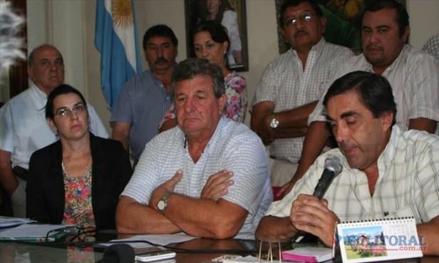 Cemborain declaró la emergencia económica y culpó al Concejo que salió a refutar su versión