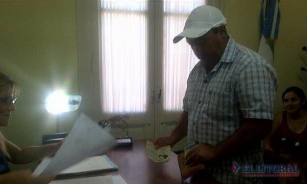 Pellegrini: dieron títulos de lotes y el juez reincorporó al acuerdo a varios lugareños